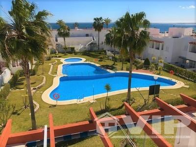 2 Bedrooms Bedroom Apartment in Mojacar Playa