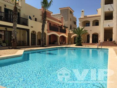 VIP7582: Appartement à vendre en Villaricos, Almería