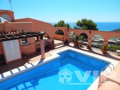 VIP7591: Villa à vendre en Mojacar Playa, Almería