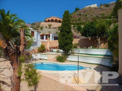 VIP7600: Villa for Sale in Mojacar Playa, Almería