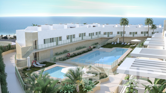 VIP7606: Apartment for Sale in Mojacar Playa, Almería