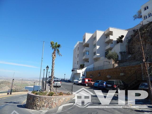 VIP7628: Wohnung zu Verkaufen in Mojacar Pueblo, Almería