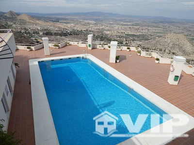 VIP7628: Apartment for Sale in Mojacar Pueblo, Almería