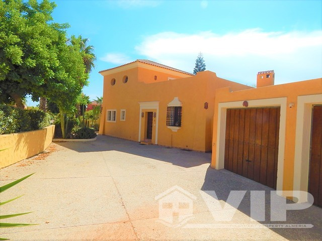 VIP7635: Villa for Sale in Desert Springs Golf Resort, Almería