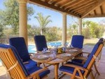 VIP7635: Villa à vendre en Desert Springs Golf Resort, Almería