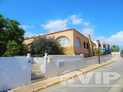 3 Slaapkamers Slaapkamer Villa in Mojacar Playa