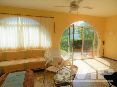 VIP7638: Villa zu Verkaufen in Mojacar Playa, Almería