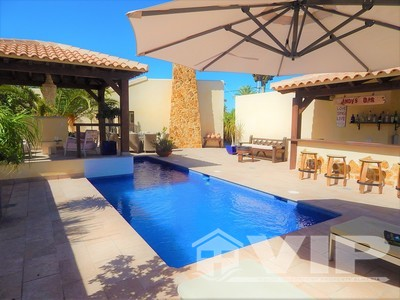 3 Bedroom Villa in Mojacar Playa