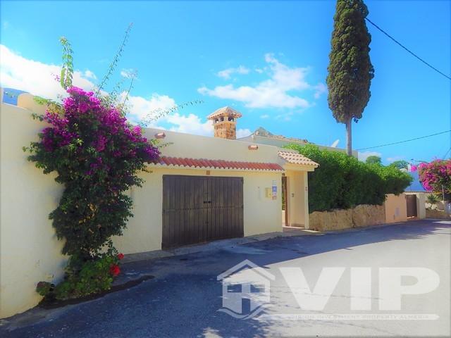 VIP7640: Villa à vendre en Mojacar Playa, Almería