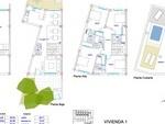 VIP7669: Stadthaus zu Verkaufen in Aguamarga, Almería