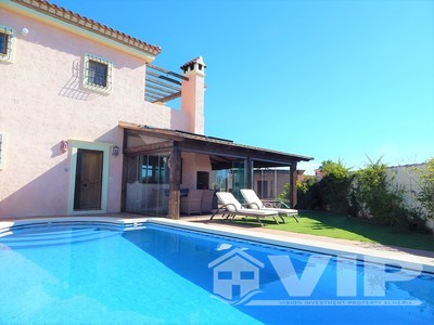 VIP7684: Villa te koop in Desert Springs Golf Resort, Almería