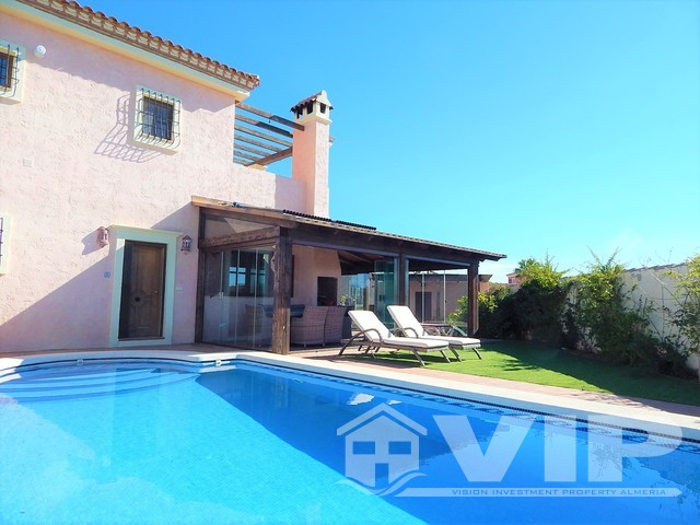 VIP7684: Villa for Sale in Desert Springs Golf Resort, Almería