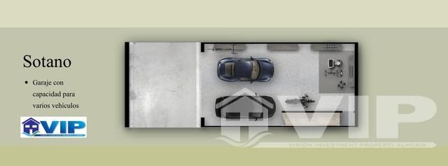 VIP7695: Stadthaus zu Verkaufen in Mojacar Playa, Almería