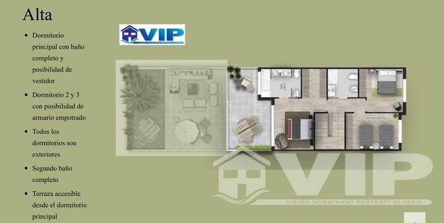 VIP7695: Townhouse for Sale in Mojacar Playa, Almería