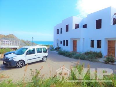 4 Chambres Chambre Villa en Mojacar Playa