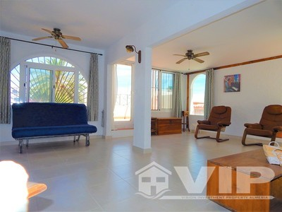 VIP7739: Villa for Sale in Mojacar Playa, Almería