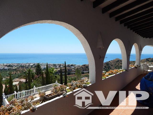 VIP7740: Villa à vendre en Mojacar Playa, Almería