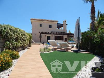 VIP7741: Villa en Venta en Desert Springs Golf Resort, Almería