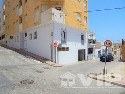 2 Bedrooms Bedroom Apartment in Garrucha