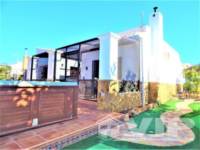 3 Bedroom Villa in Villaricos