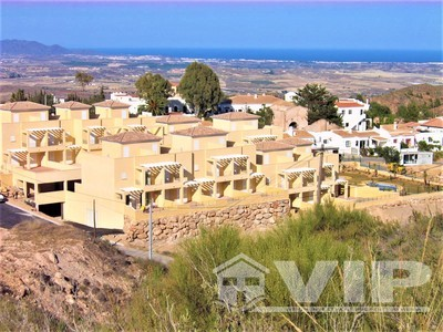 2 Bedrooms Bedroom Townhouse in Los Gallardos