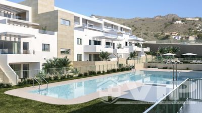VIP7788: Apartment for Sale in Mojacar Playa, Almería