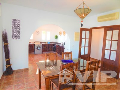 VIP7798: Villa for Sale in Mojacar Playa, Almería