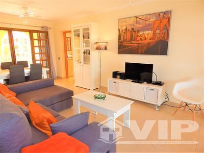 VIP7817: Appartement te koop in Desert Springs Golf Resort, Almería