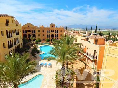 VIP7817: Apartment for Sale in Desert Springs Golf Resort, Almería