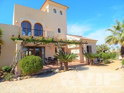 VIP7843: Villa zu Verkaufen in Vera Playa, Almería