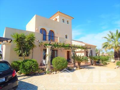 4 Bedroom Villa in Vera Playa