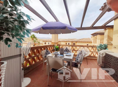 VIP7849: Appartement te koop in Valle del Este Golf, Almería