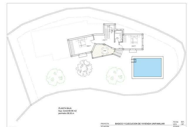 VIP7852: Villa à vendre dans Mojacar Playa, Almería