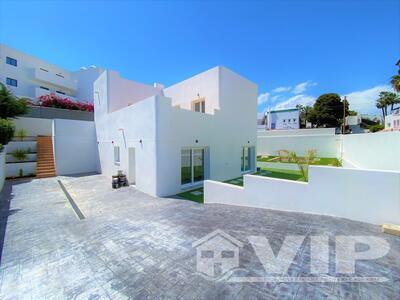 4 Schlafzimmer Schlafzimmer Villa in Mojacar Playa