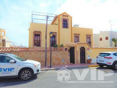 3 Bedrooms Bedroom Villa in Garrucha