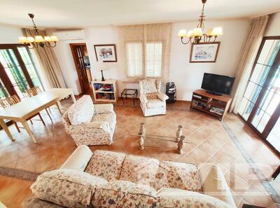 VIP7857: Villa à vendre en Vera Playa, Almería