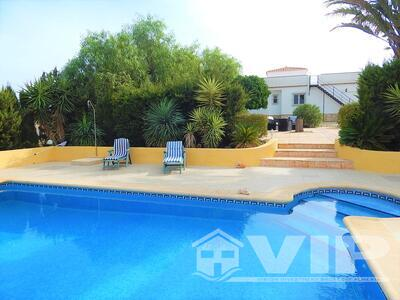 4 Bedrooms Bedroom Villa in Vera