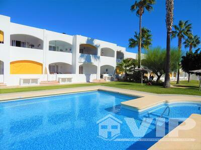 1 Chambre Chambre Appartement en Mojacar Playa