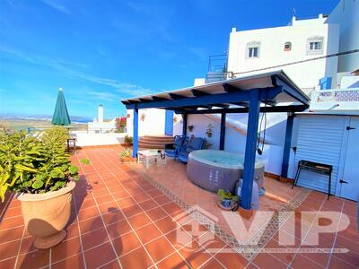 2 Bedrooms Bedroom Villa in Mojacar Pueblo