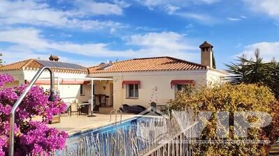 5 Bedrooms Bedroom Villa in Los Gallardos