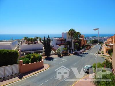 2 Slaapkamer Appartement in Mojacar Playa