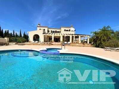 4 Bedrooms Bedroom Villa in Turre