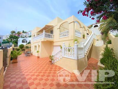 5 Dormitorio Villa en Mojacar Playa