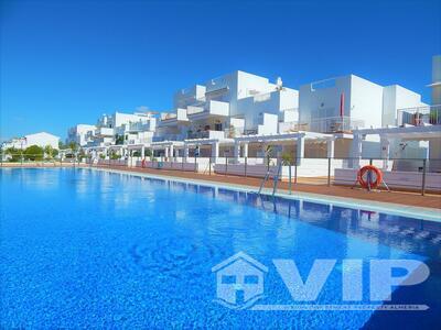 3 Slaapkamers Slaapkamer Appartement in Mojacar Playa