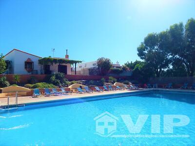 3 Habitaciones Dormitorio Villa en Villaricos