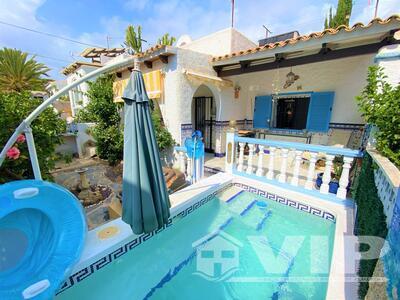 2 Chambres Chambre Villa en Mojacar Playa