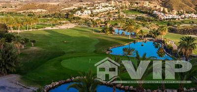 VIP7933: Villa à vendre en Valle del Este Golf, Almería